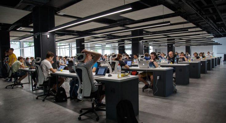 Vad innebär kontorsstädning?