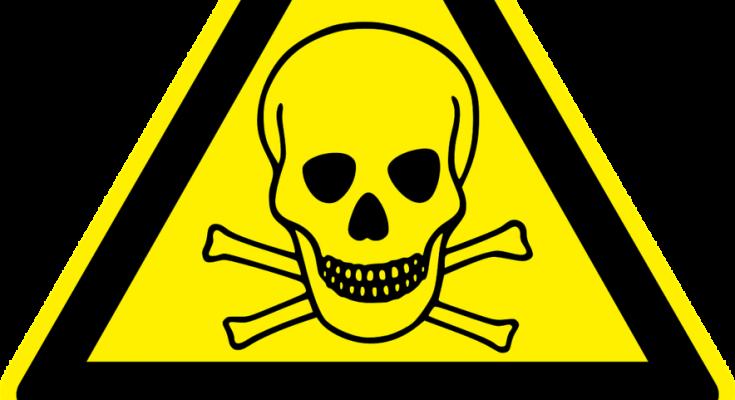 Märk produkterna med varningsetiketter