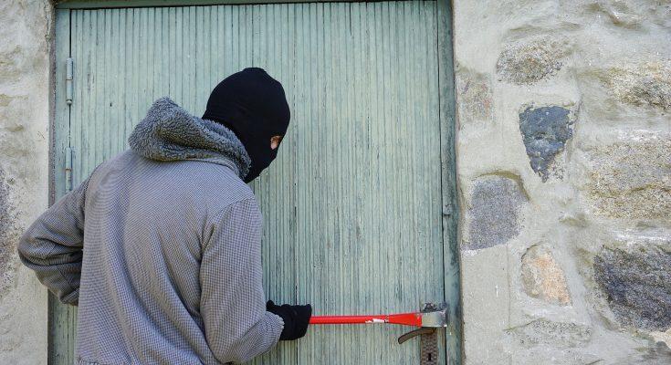 Minska risken för inbrott