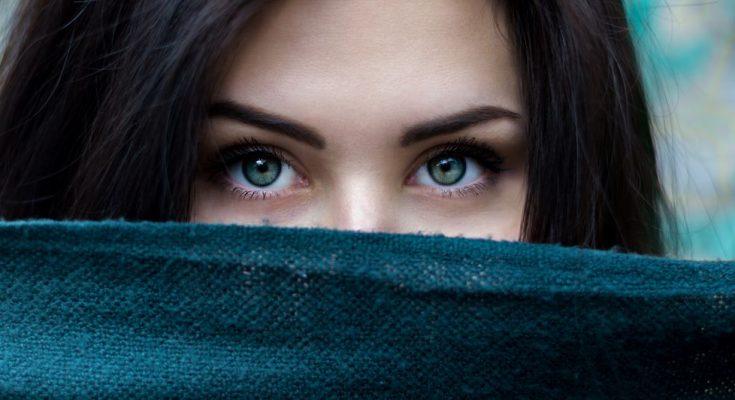Var klarsynt när det gäller ögonen