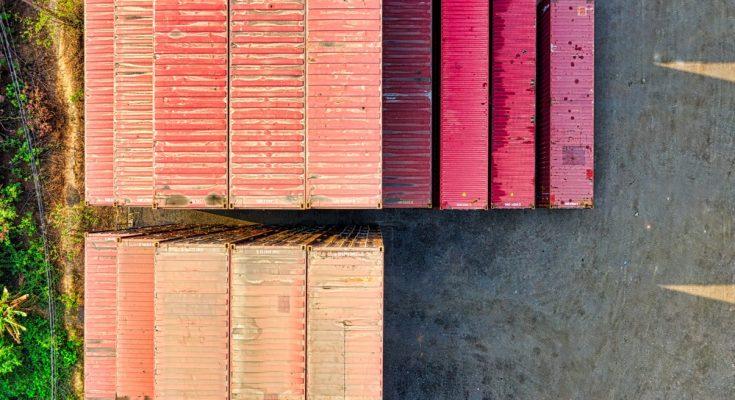 Containern - en låda med många möjligheter